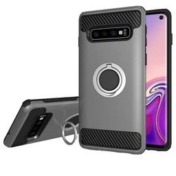 [CS-S10P-MDR-GY] MD Ring Case  for Galaxy S10 Plus - Grey