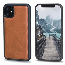 [CS-I11PM-BFC-BW] BNT Flex Cover  for iPhone 11 Pro Max - Brown