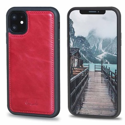 [CS-I11PM-BFC-RD] BNT Flex Cover  for iPhone 11 Pro Max - Red