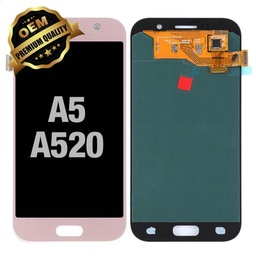 [LCD-A520-PN] LCD Assembly for Samsung Galaxy A5 (A520 / 2017) - Pink