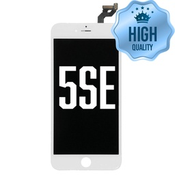 [LCD-I5SE-MB5-WH] LCD Digitizer for iPhone 5SE (MB5 Quality) White
