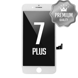 [LCD-I7P-MB6-WH] LCD Digitizer for iPhone 7P (MB6 Quality) White