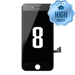 [LCD-I8-MB5-BK] LCD Digitizer for iPhone 8/SE (MB5 Quality) Black