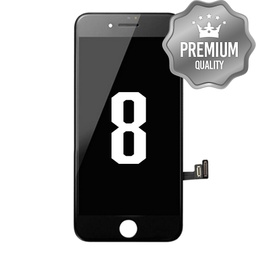 [LCD-I8-MB6-BK] LCD Digitizer for iPhone 8/SE (MB6 Quality) Black