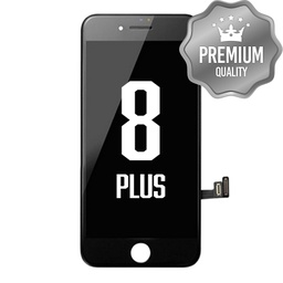 [LCD-I8P-MB6-BK] LCD Digitizer for iPhone 8P (MB6 Quality) Black