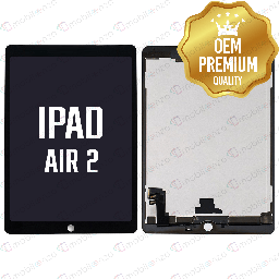 [LCD-IPAIR2-BK] LCD with Digitizer for iPad Air 2 Black