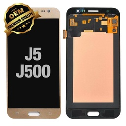 [LCD-J500-GO] LCD Assembly for Samsung Galaxy J5 (J500 / 2015) - Gold