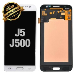 [LCD-J500-WH] LCD Assembly for Samsung Galaxy J5 (J500 / 2015) - White