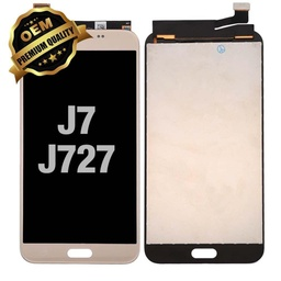 [LCD-J727-GO] LCD Assembly for Samsung Galaxy J7 Prime (J727 / 2017) - Gold