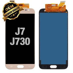[LCD-J730-GO] LCD Assembly for Samsung Galaxy J7 Pro (J730/2017) - Gold