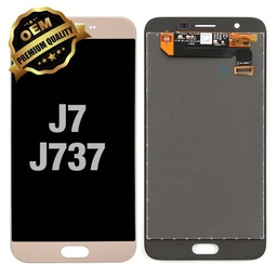 [LCD-J737-GO] LCD Assembly for Samsung Galaxy J7 (J737 / 2018) - Gold