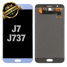 [LCD-J737-LBL] LCD Assembly for Samsung Galaxy J7 (J737 / 2018) - Light Blue