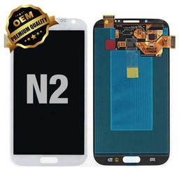 [LCD-N2-WH] LCD for Samsung Galaxy Note 2 White