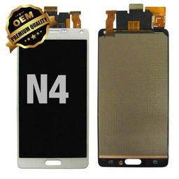 [LCD-N4-WH] LCD for Samsung Galaxy Note 4 White
