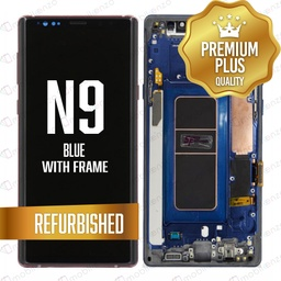 [LCD-N9-WF-BL] LCD for Samsung Galaxy Note 9 With Frame Blue