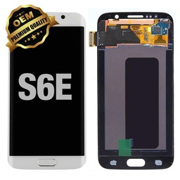 [LCD-S6E-WH] LCD for Samsung Galaxy S6 Edge White