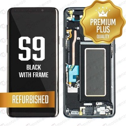 [LCD-S9-WF-BK] LCD for Samsung Galaxy S9 With Frame Black