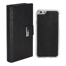 [CS-I5C-REW-BK] Real Wallet Case  for iPhone 5C - Black