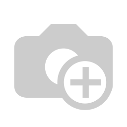 [CS-I7-BHCL-BKRD] Bumper Hybrid Combo Layer Protective Case  for iPhone 7/8 - Black & Red