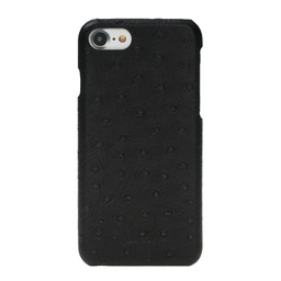 [CS-I7-BUJ-OS-BK] BNT Ultimate Jacket Ostrich for iPhone 7/8 - Black