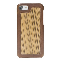 [CS-I7-BUJW-OW] BNT Ultimate Jacket Olive Wood for iPhone 7/8