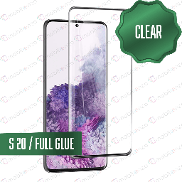 [TG-S20-FL] Tempered Glass for Samsung S20 - Full Glue
