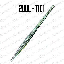 [TL-TWZR-SH01] 2UUL / Ti01 Straight Head Titanium Alloy Ultraprecise Tweezer
