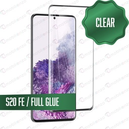 [TG-S20FE-FL] Tempered Glass for Samsung S20 FE - Full Glue