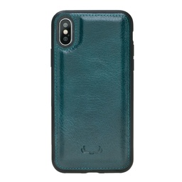 [CS-IX-BFC-BL] BNT Flex Cover  for iPhone X/Xs - Blue