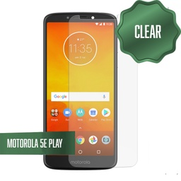 [TG-ME5PLY] Tempered Glass for Motorola E5 Play