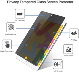 [TG-IP7-PRV] Privacy Tempered Glass for iPad 7 / 10.2