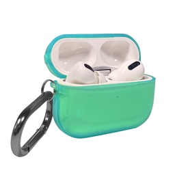 [CS-AP-CE-TE] Colorful Edge Case for AirPods 1 / 2 - Teal