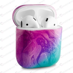 [CS-AP-MD-PN] Marble Design Case for AirPods 1/2 - Pink
